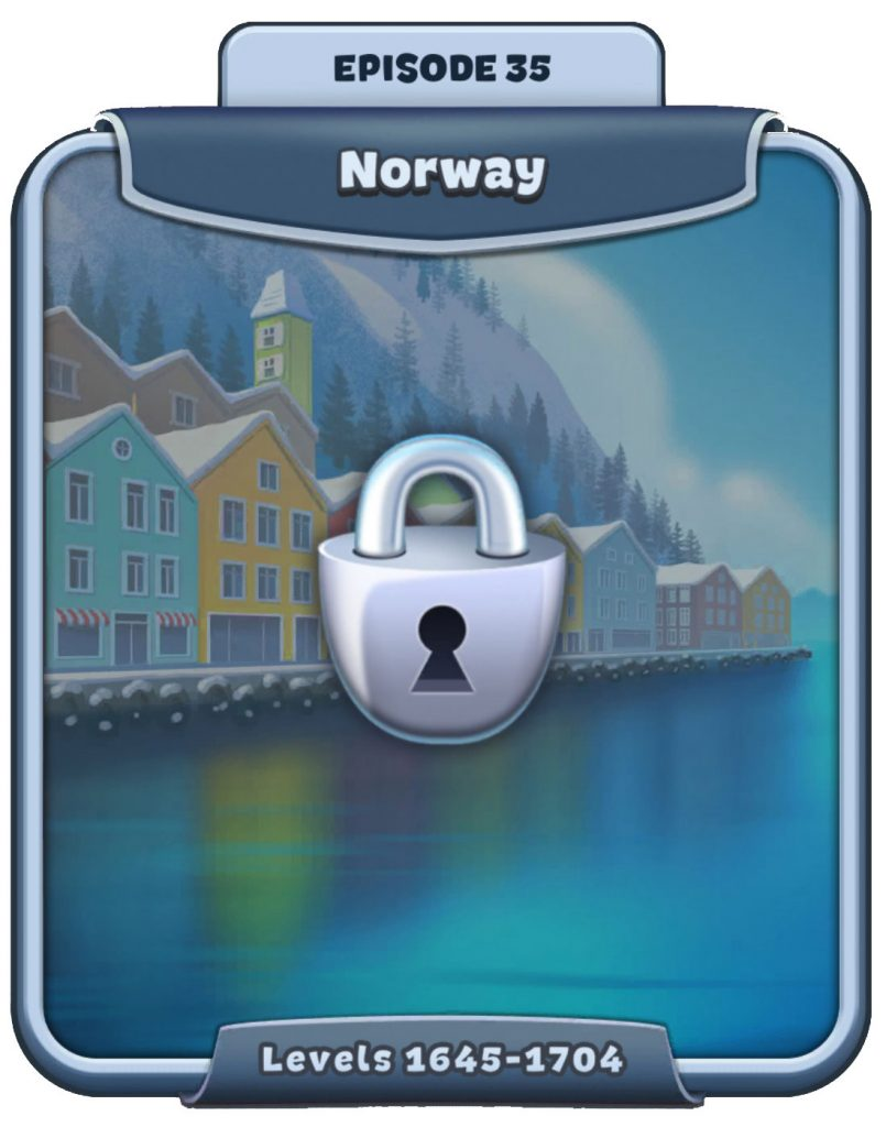 Word Craze - Episode 35 - Norway - Levels 1645 - 1704