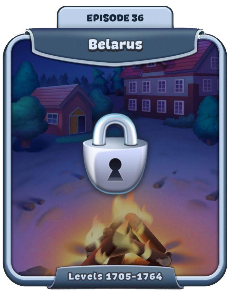 Word Craze - Episode 36 - Belarus - Levels 1705 -1764