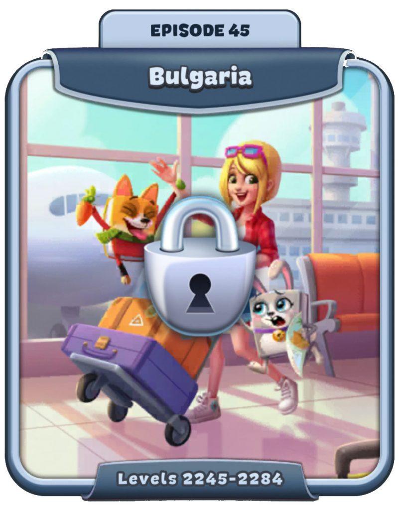 Word Craze - Episode 45 - Bulgaria - Levels 2245 - 2284